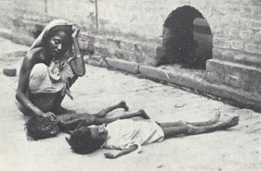 dead_or_dying_children_on_a_calcutta_street_28the_statesman_22_august_194329